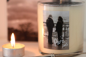 ymal photo candles