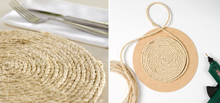 Rope Table Mats | Table | Create